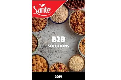 B2B Solutions Catalogue Sante