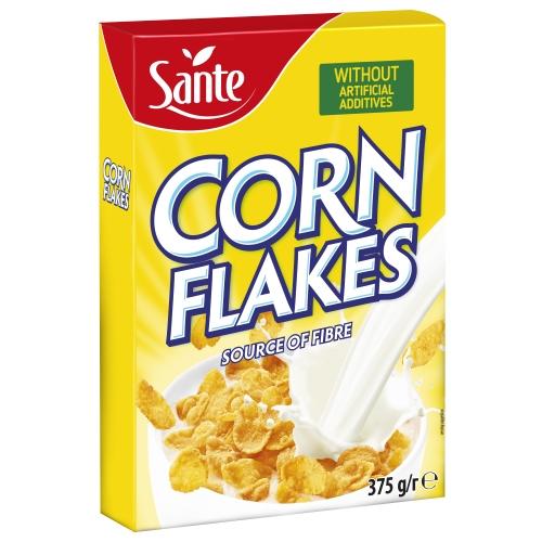Corn flakes carton box 375g