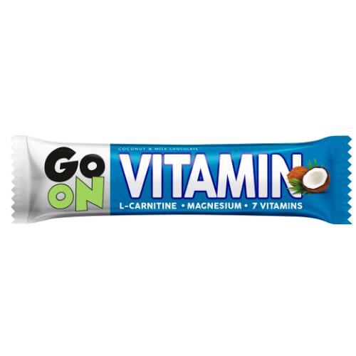 GO ON Vitamin coconut bar 50g Sante
