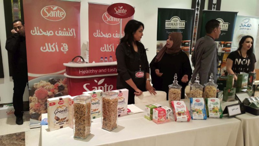 health-day-event-with-sante-in-kuwait